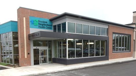 Brockton Community Health Care