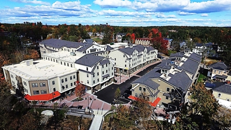 Madbury Commons Student Housing