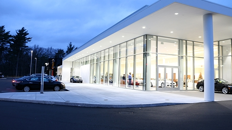 South Shore BMW / Mini Dealership